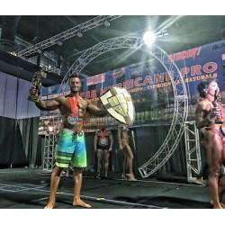 Отново призови места за нашите състезатели Слави Горанчовски и Биляна Йотовска