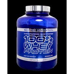 SCITEC Nutrition 100% Whey Protein - 2350 грама