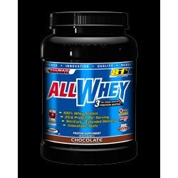 AllMax Nutrition All Whey - 908 грама