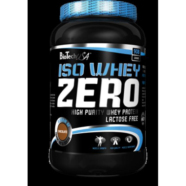 Суроватъчен протеин 100% Iso Whey zero за бърз растеж на мускула