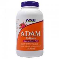 NOW Foods Adam Men's Multi - 180 дражета
