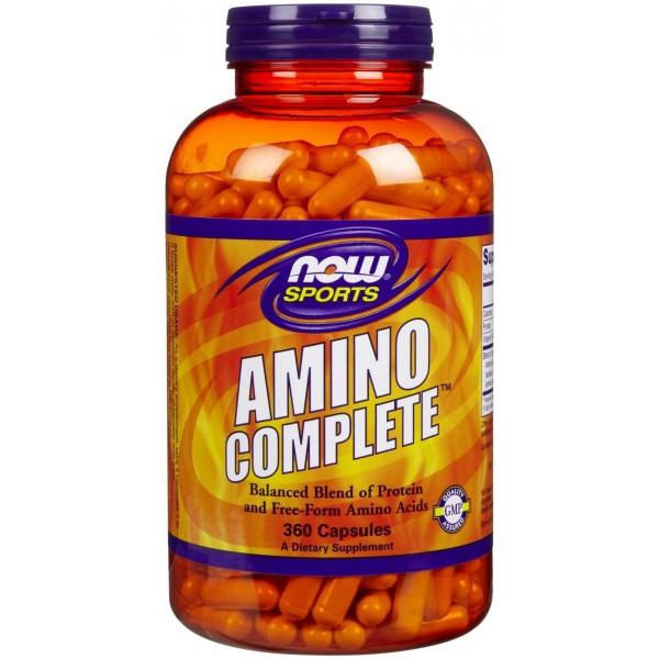 Amino Complete за по-бързо възстановяване