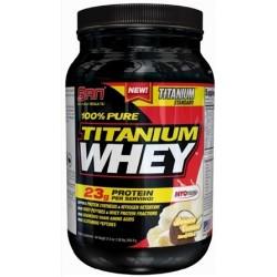 SAN 100% PURE TITANIUM WHEY - 908 грама