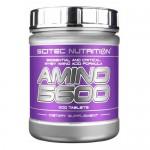 Суроватъчни аминокиселини Amino 5600 за възстановяване и мускулна маса