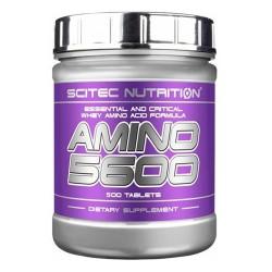 SCITEC Nutrition Amino 5600 - 500 таблетки