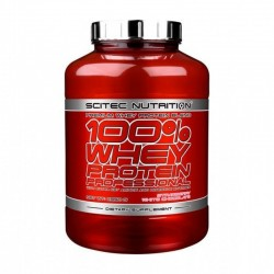 SCITEC Nutrition 100% Whey Professional - 2350 грама