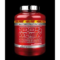 SCITEC Nutrition 100% Whey Professional - 2820 грама